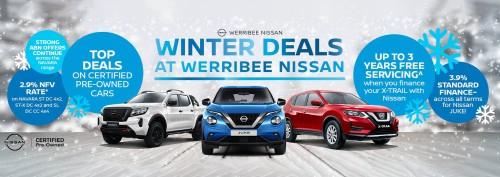11845 Werribee Nissan July Winter Deals Webtile 2